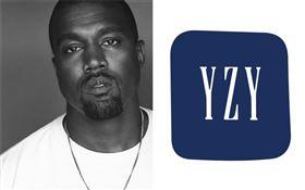 「肯爺」肯伊威斯特與美式品牌Gap合作,打造YEEZY Gap產品線。(圖/Gap提供)