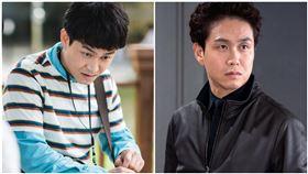 ▲吳政世新作中飾演無惡不作的大壞蛋。(圖/愛奇藝台灣站提供、翻攝自tvN)
