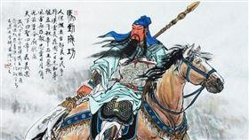 ▲關羽(圖/翻攝自百度百科)