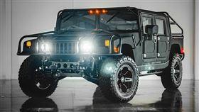 ▲Mil-Spec Automotive改裝悍馬H1。(圖/翻攝Mil-Spec Automotive網站)