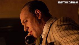 湯姆哈迪,Tom Hardy,疤面教父,Capone 圖/采昌提供