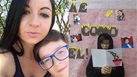 熬夜打手遊!狠母勒斃11歲兒 巴西,熬夜,手遊,Alexandra Dougokenski,勒斃 翻攝自推特