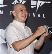 導演蔡明亮2020台北電影節閉幕片、台北電影獎入圍影片「日子」亞洲首映。(記者邱榮吉/攝影)