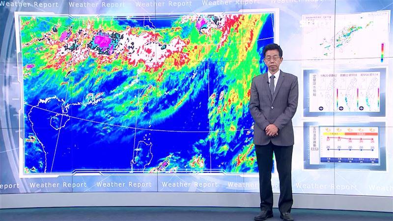 明花東上看37度!中南部嚴防雷陣雨