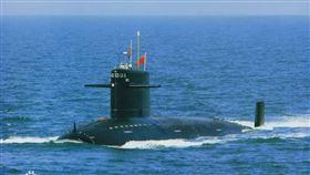 ▲核潛艇(圖/翻攝自百度百科)