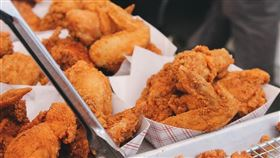 炸雞,炸物,油炸,垃圾食物 圖/pixabay