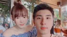 吳心緹、胡釋安/臉書ig