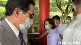 前總統馬英九 總統蔡英文 圖/翻攝畫面