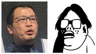 畫圖諷國民黨遭嗆1450…他:無恥