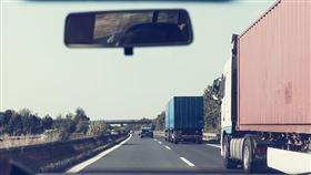 送貨,逼車,喇叭,冷凍,貨車(翻攝自 Pixabay)