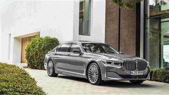 限量1百台 BMW大7推層峰旗艦版
