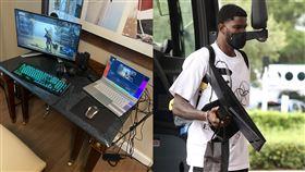 打球還是打電動?球員帶電競裝備復賽 NBA,復賽,Josh Hart,DeAndre Ayton,電動,電玩,電競 翻攝自推特