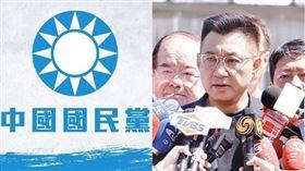 國民黨,江啟臣,組合圖