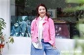 陶晶瑩主持網路節目《陶口秀》首集來賓王陽明、炎亞綸 。(圖/記者林聖凱攝影)