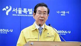 首爾市長朴元淳 圖翻攝自首爾市政府官網