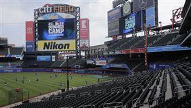 ▲大聯盟2021年球季將重現地鐵大戰紀念911事件20週年。(圖/美聯社/達志影像)