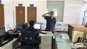 酒駕男去警局預購「3倍券」警核對身分竟因沒到案被送辦