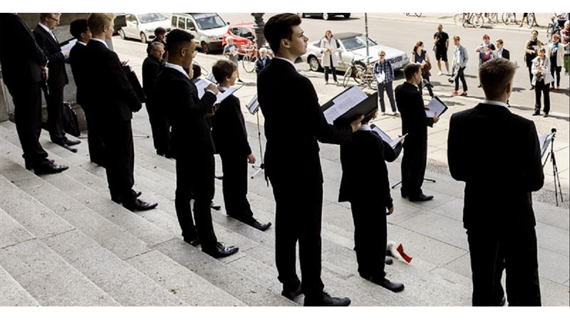 合唱被貼病毒標籤 美國人要再等兩年