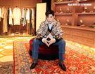 蕭敬騰出席 GUCCI SOGO全新概念店開幕。(記者邱榮吉/攝影)