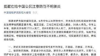 中國「衝康」哈薩克?不明肺炎其實是