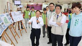 台南爭取近2億前瞻計畫經費投入路平專案,黃偉哲期打造以人為本的友善幸福城市(圖/台南市政府)