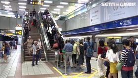 捷運站,台北捷運,忠孝敦化站(sot)