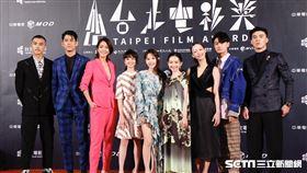 台北電影節紅毯 蔡瑞雪、張雅玲 圖/記者林聖凱攝影