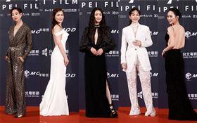 吳可熙 台北電影節 記者林聖凱攝影