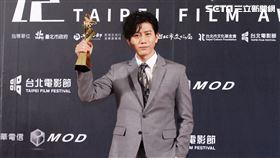 2020台北電影節最佳男主角莫子儀 圖/記者林聖凱攝影
