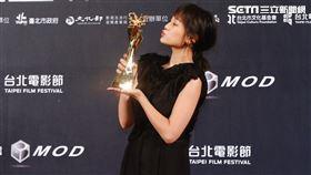 台北電影節,最佳女主角,王淨,返校 圖/記者林聖凱攝影