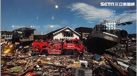 奧尻島地震(圖/小不點看世界•Paine吃玩世界旅遊趣授權使用)