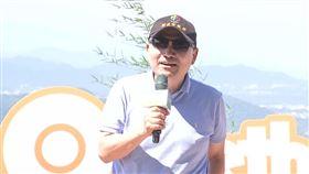 新北市長侯友宜與桃園市長鄭文燦一起出席新北x桃園步道遊「登山步道串聯活動」推廣活動