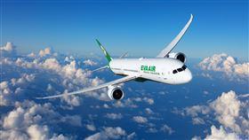 長榮航空榮獲Travel+Leisure評選2020全球最佳國際線航空公司第四名。(圖/長榮航空提供)