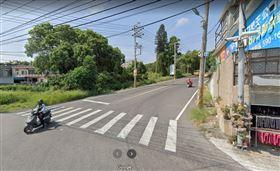1.3分鐘抓1台超速 新竹117縣道一天紅單賺進30萬。圖為117縣道新湖路。(圖/翻攝自Google Map)