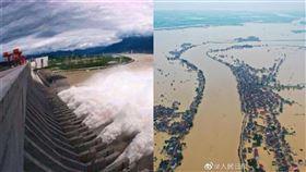 三峽大壩,鄱陽湖,長江,江西,水位