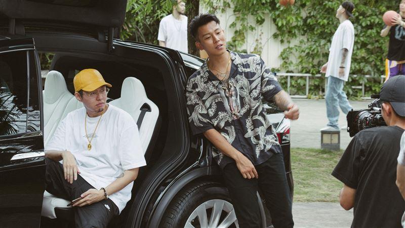 瘦子集合嘻哈眾星 一個鏡頭拍7小時