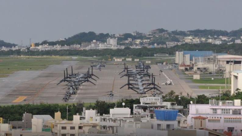 駐日美軍機場爆群聚感染!再增32例確診 累計5基地淪陷