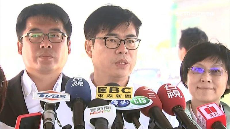 李眉蓁嗆科技政策 陳其邁:要多用功