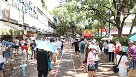 香港人排隊投票(圖/翻攝自立場新聞)