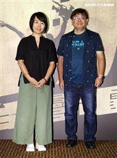 「國片一起起飛」聽見台灣導演崔永徽。(記者邱榮吉/攝影)