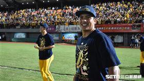 ▲中信兄弟奪得上半季冠軍,先發投手黃恩賜。(圖/記者王怡翔攝影)