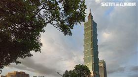 101大樓(記者陳弋攝影)