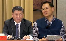 教授許章潤多次批評中共當局,遭到北京清華大學解職(翻攝資料照、推特)