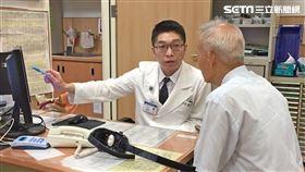 重聽,助聽器,台北慈濟醫院,耳鼻喉科,黃韻誠(圖/台北慈院提供)