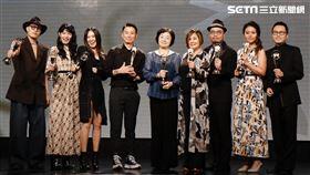 金曲獎公布入圍名單,李千那、陳鎮川。(圖/記者林聖凱攝影)