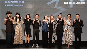 金曲獎入圍名單公布 陳鎮川主席  記者林聖凱攝影