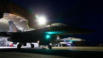 敵軍竟夜襲台灣…F-16V緊急起飛