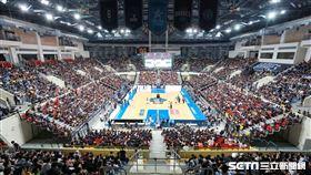 富邦勇士,和平籃球館,球場,滿場(圖/記者林士傑攝影)