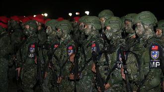 敵軍空降松山機場…3指揮部震撼反擊