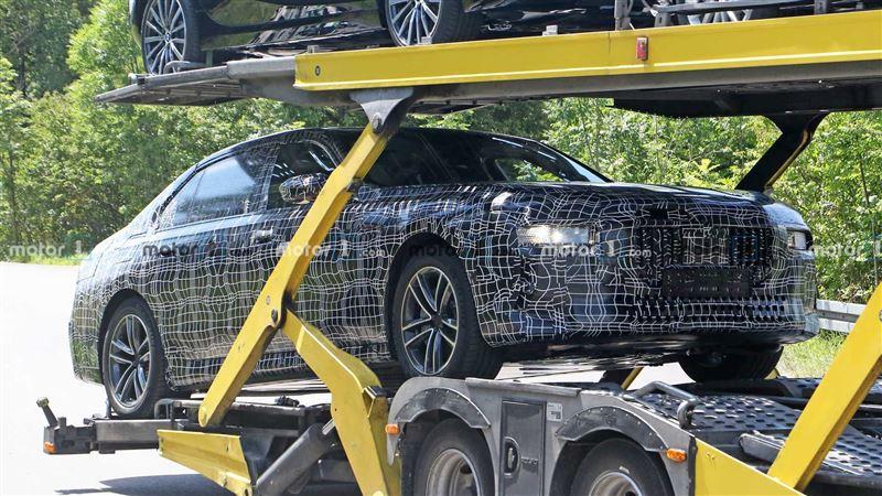 歷代最強!BMW電動大7積極開發中 馬力上看650匹